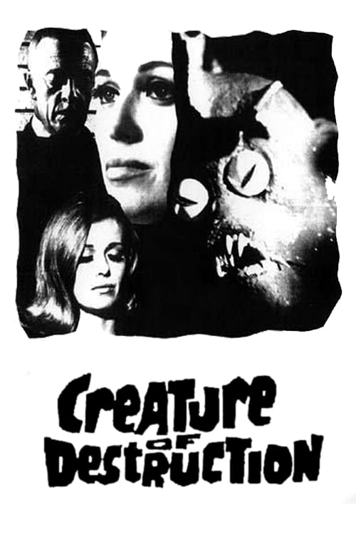 Watch Creature of Destruction En Español