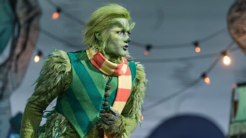 Dr. Seuss' The Grinch Musical HD English Full Movie Download