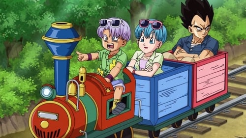 Dragon Ball Super: Season 1 – Episod To the Promised Resort! Vegeta Takes a Family Trip!