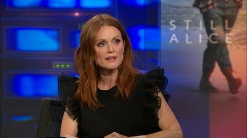 The Daily Show with Trevor Noah: Season 20 – Épisode Julianne Moore