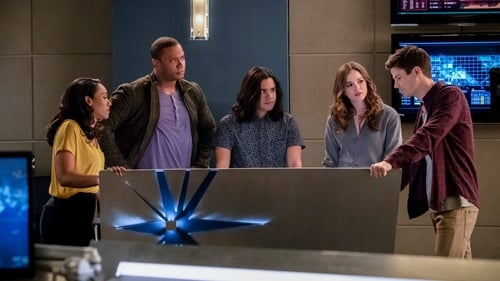 The Flash - Season 4 - Episode 22: Think Fast
