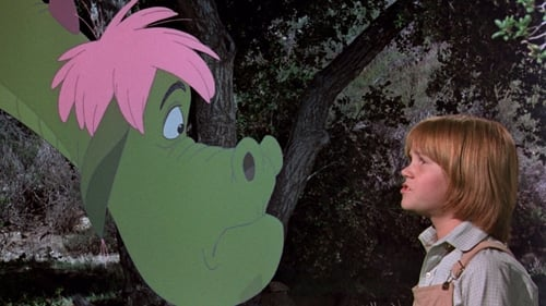 Subtitles Pete's Dragon (1977) in English Free Download | 720p BrRip x264