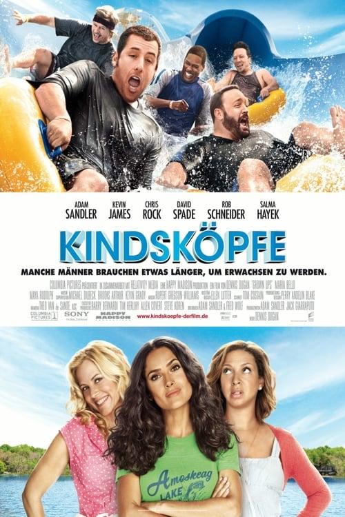 Kindsköpfe - Komödie / 2010 / ab 0 Jahre