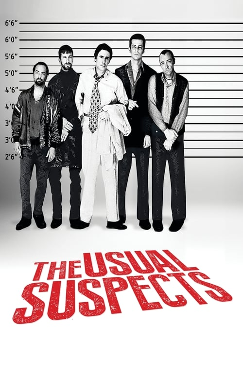 Streaming The Usual Suspects (1995) Best Quality Movie