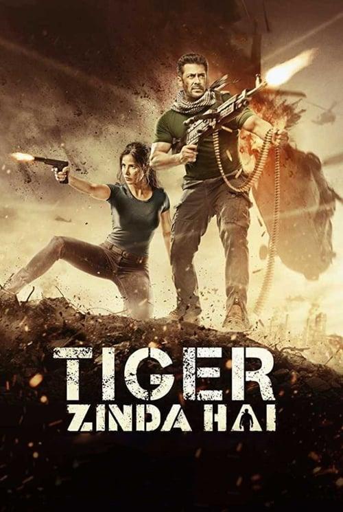 टाइगर ज़िंदा है poster