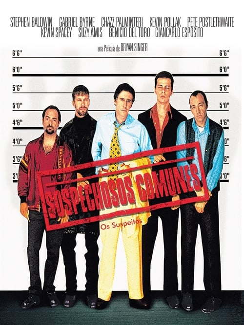 The Usual Suspects Peliculas gratis