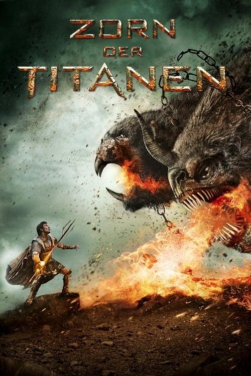 Poster von Zorn der Titanen