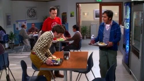 The Big Bang Theory - Season 7 - Episode 1: The Hofstadter Insufficiency