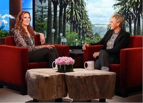 The Ellen DeGeneres Show: Season 9 – Episode Marcia Cross, Lauren Alaina