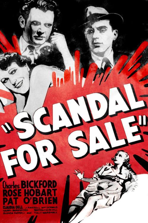 Παρακολουθήστε Ταινία Scandal for Sale Σε Καλής Ποιότητας Hd 1080p