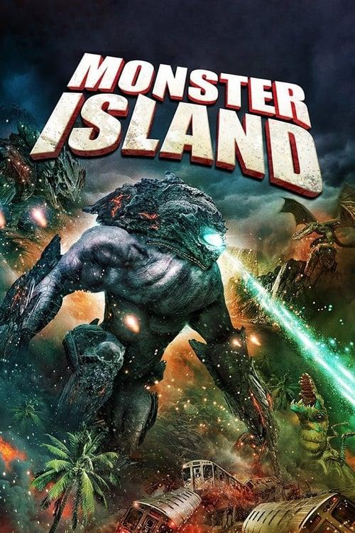 Mira La Película Monster Island Doblada Por Completo