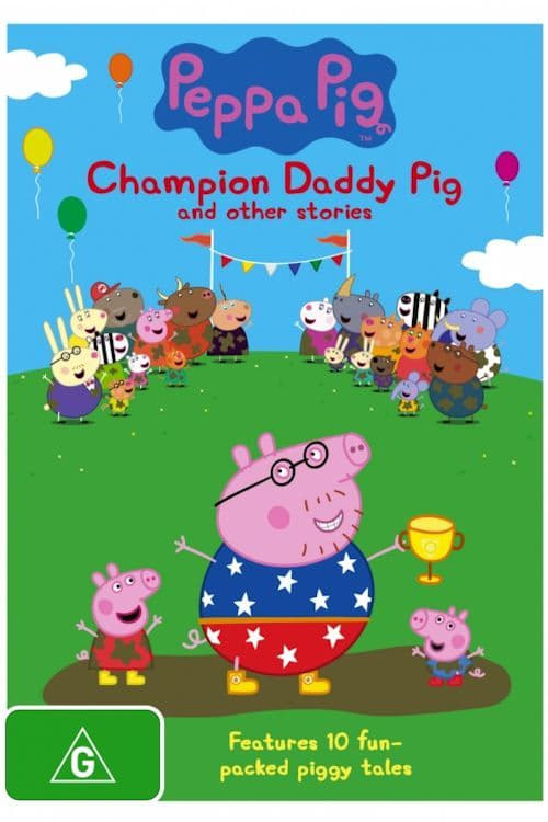 Mira Peppa Pig: Champion Daddy Pig En Español En Línea