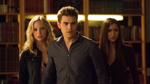 The Vampire Diaries 2013 Blueray: Season 4 – Episode After School Special