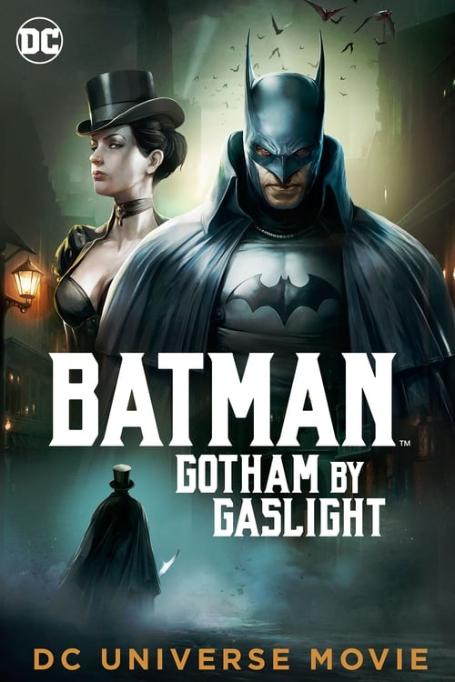 Batman: Gotham by Gaslight Looking
