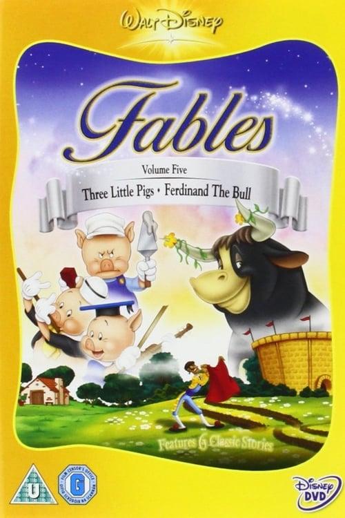 Walt Disney's Fables - Vol.5 (2004)