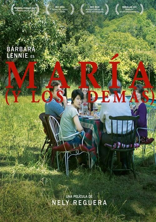 Film María (y los demás) Zcela Zdarma