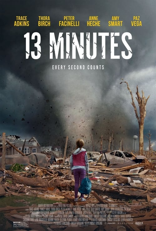 13 Minutes (2021) Poster