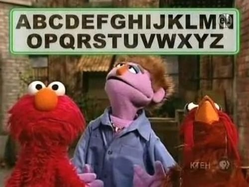 Sesame Street: Season 38 – Episod The Amazing Alphabet Race