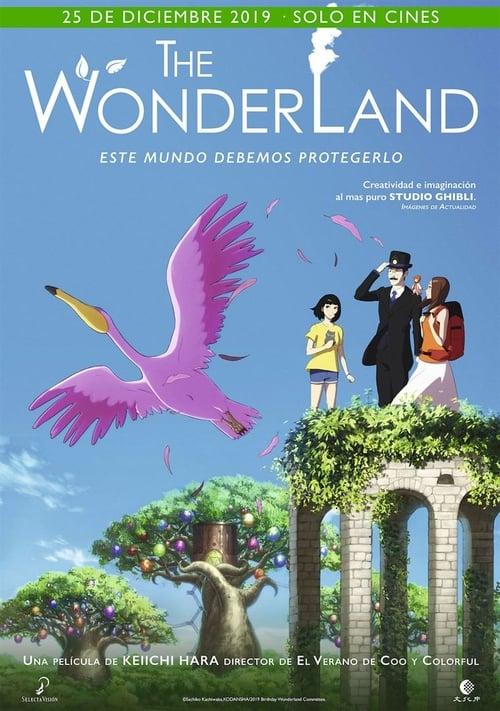 Mira La Película The Wonderland En Buena Calidad Hd