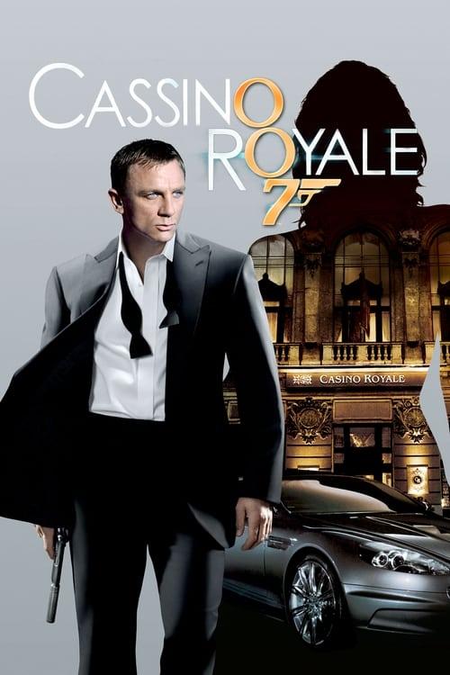 Attore 007 casino royale