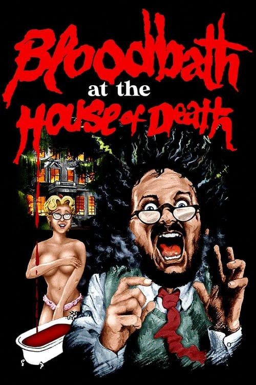 Poster von Bloodbath at the House of Death
