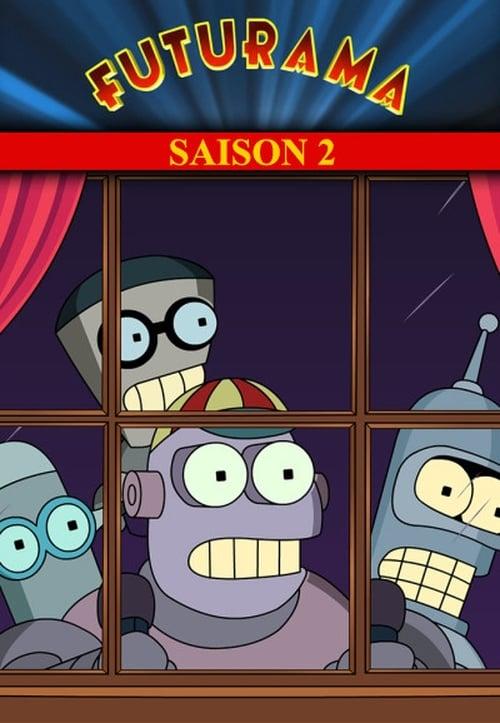 Futurama: Saison 2
