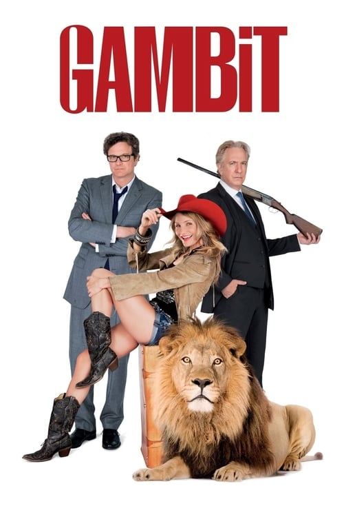 The poster of Gambit