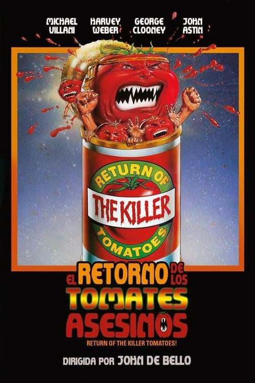 Mira El retorno de los tomates asesinos En Buena Calidad Hd