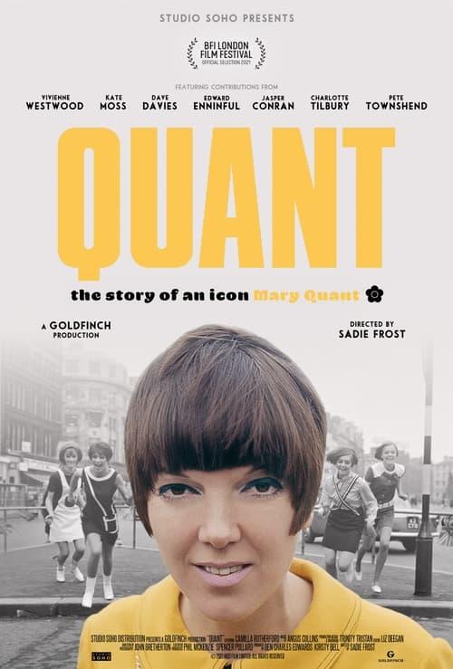 Quant (2021) Poster
