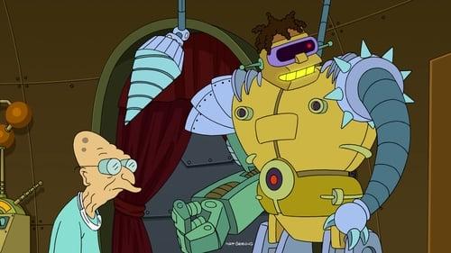 Futurama - Season 7 - Episode 7: The Six Million Dollar Mon