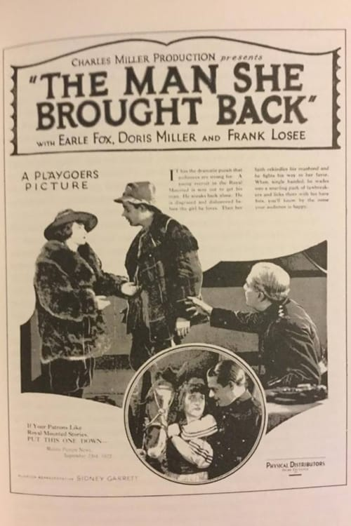 The Man She Brought Back (1924)