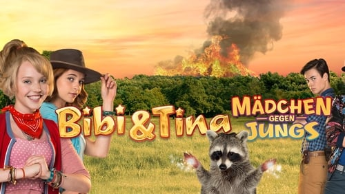 Bibi e Tina – Garotas contra Garotos Dublado Online