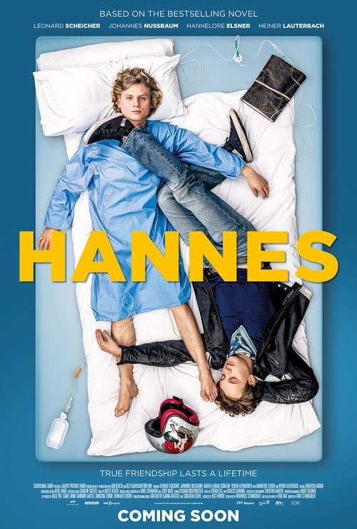 Hannes (2021) Poster