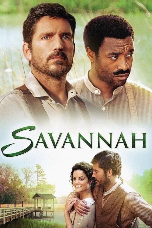 Savannah (2013) Poster