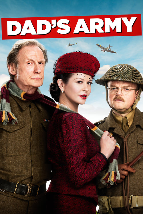 Dad's Army (2016) Poster