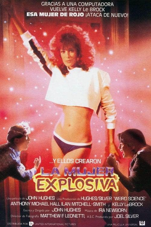 Watch La mujer explosiva En Español