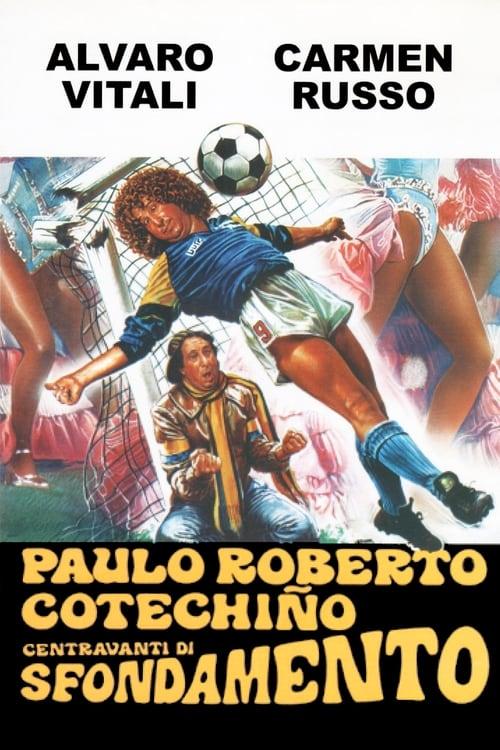 Paulo Roberto Cotechiño centravanti di sfondamento (1983)