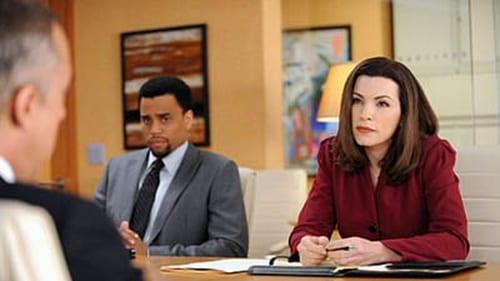 The Good Wife - Season 2 - Episode 3: Breaking Fast