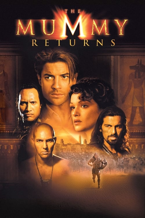 Largescale poster for The Mummy Returns