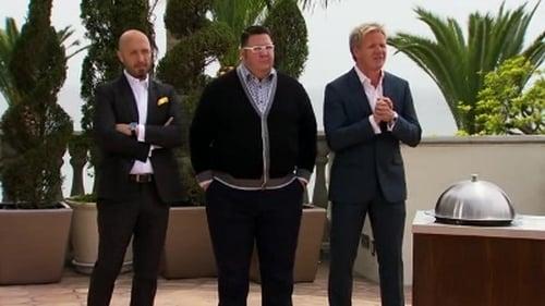 MasterChef: Season 1 – Episode 9 Chefs Compete (2)