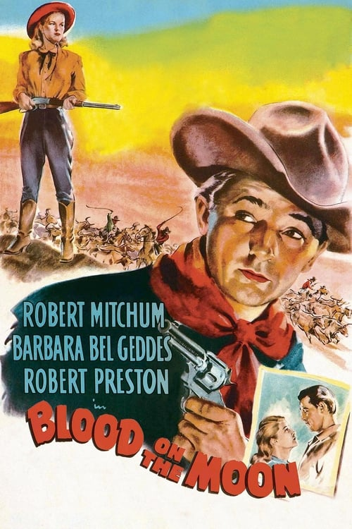 Largescale poster for Blood on the Moon