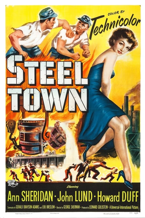 Filme Steel Town Com Legendas On-Line