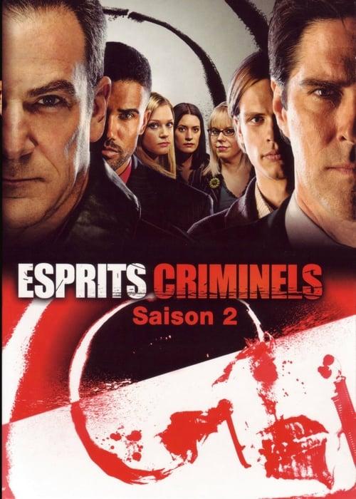 Esprits criminels: Saison 2