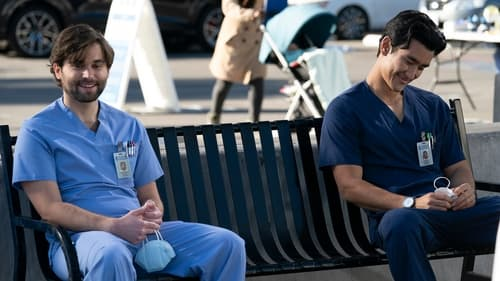 Grey's Anatomy - Season 17 - Episode 8: It's All Too Much