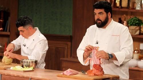 Poster della serie Antonino Chef Academy