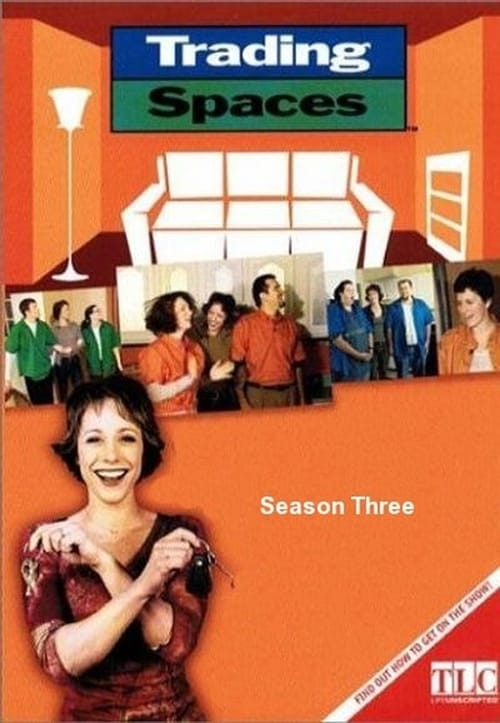 Trading Spaces Season 3 2002 The Movie Database Tmdb