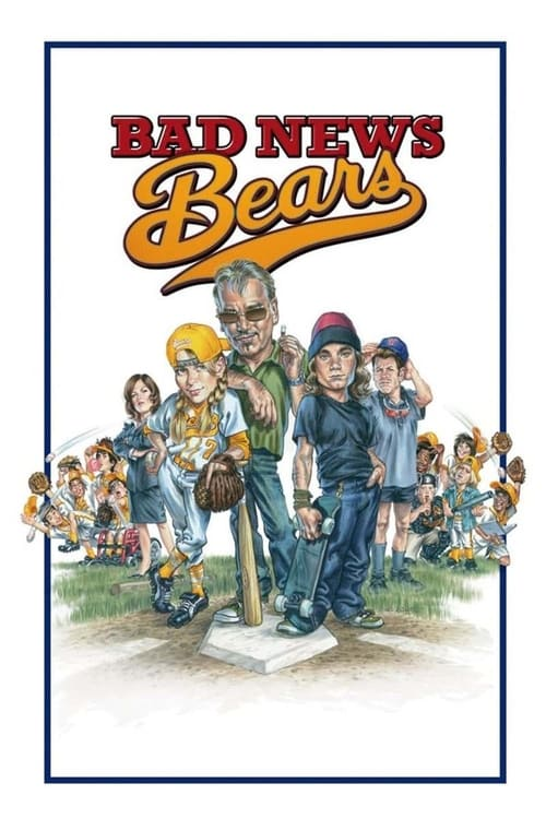 Largescale poster for Bad News Bears