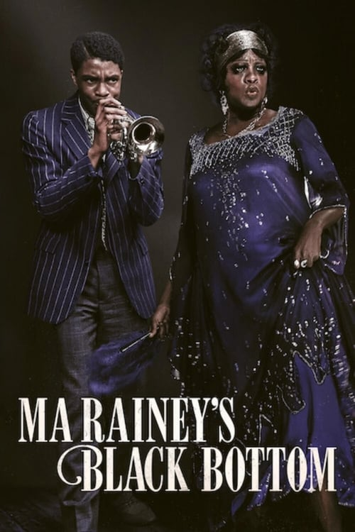 Largescale poster for Ma Rainey's Black Bottom