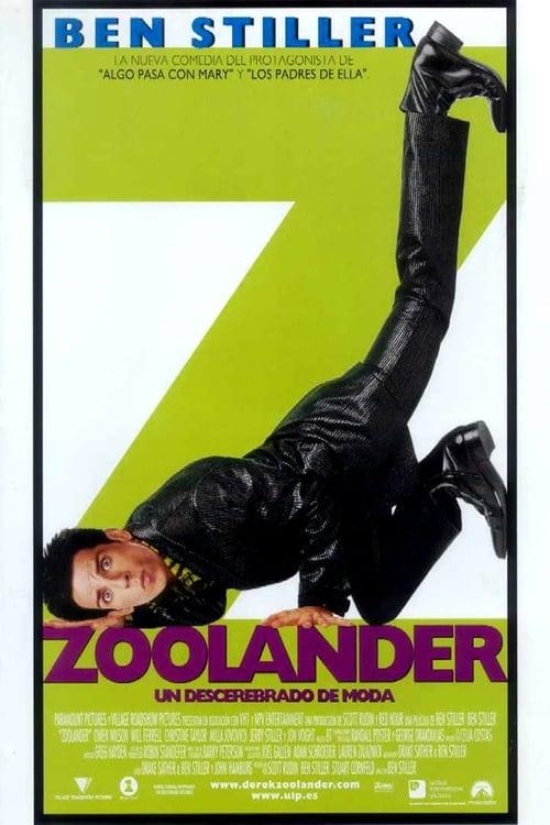 Zoolander pelicula completa