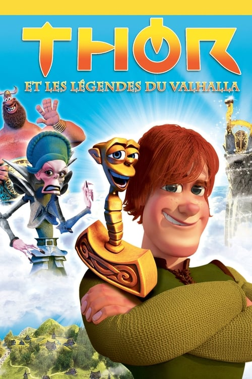 Voir Thor et les légendes du Valhalla (2011) streaming film en français